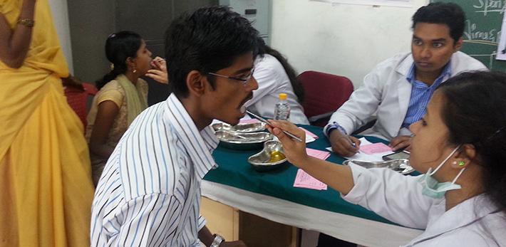 Dental checkup camp-profile1