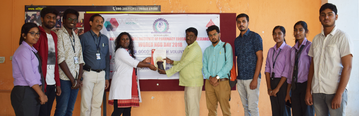 Blood Donation Camp 2018