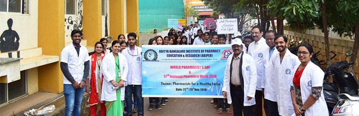 World Pharmacist Day & 57th National Pharmacy Week