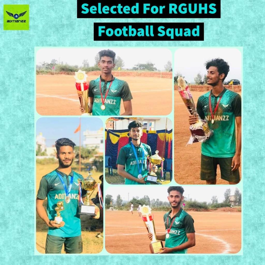 RGUHS-Football-team