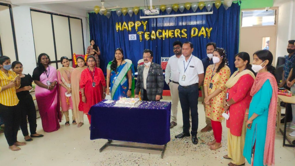 Teacher day-cover page